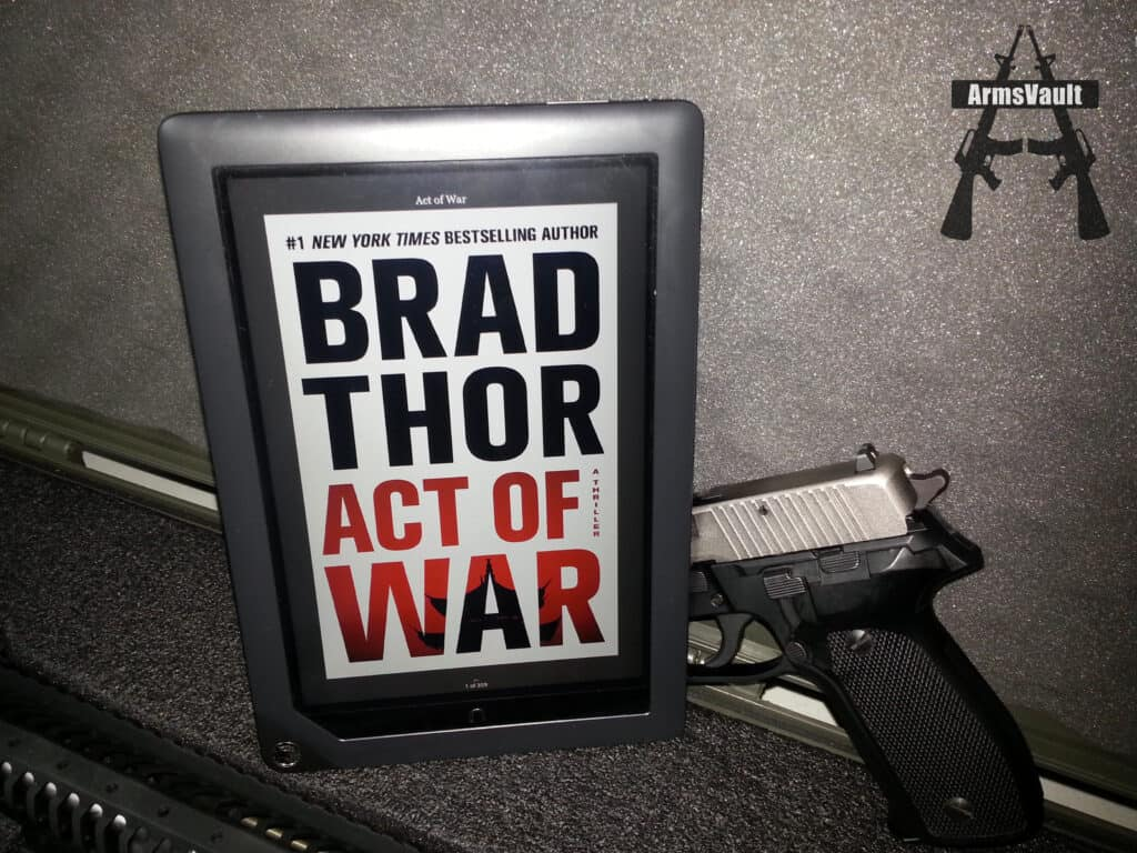 Brad Thor Act of War