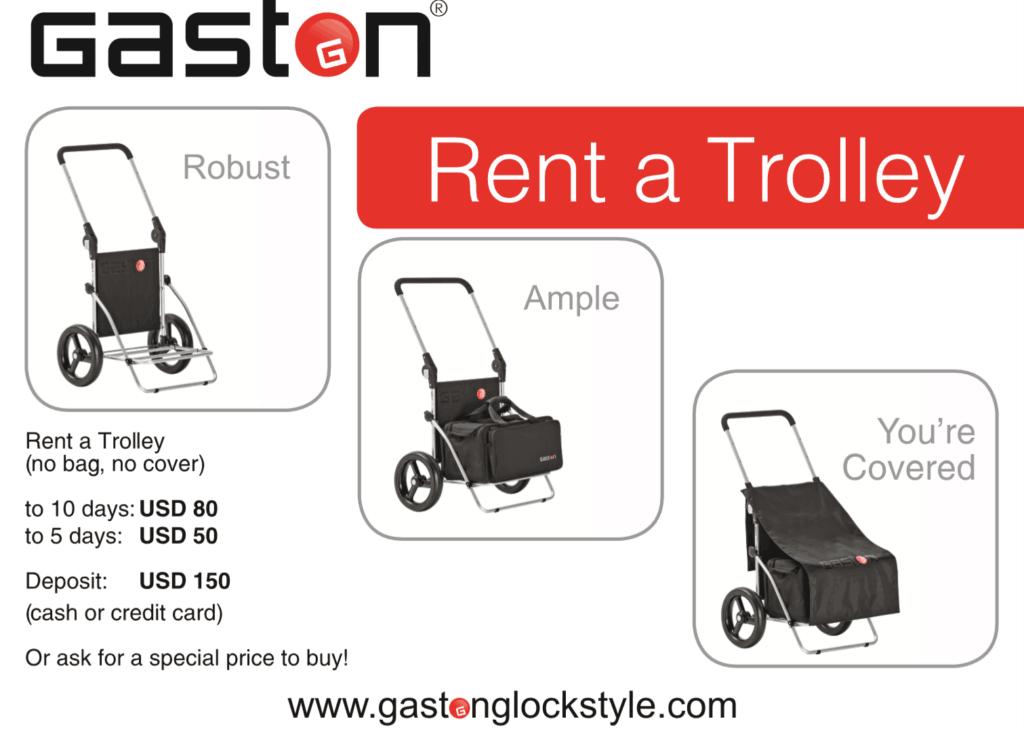 Lightweight Range Bag Trolley