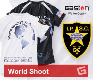 World Shoot XVII Extreme Performance Shooting Shirts