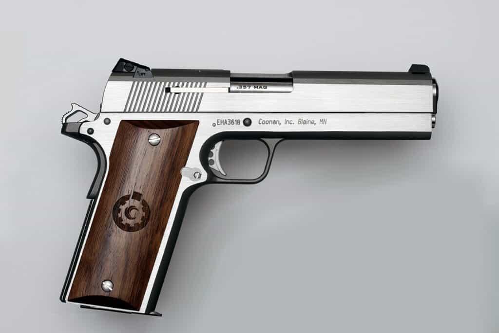 Coonan Classic .357 Magnum Automatic