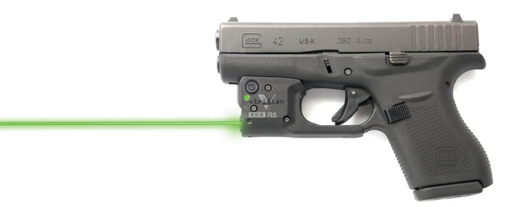 Viridian Green Laser for Glock 42