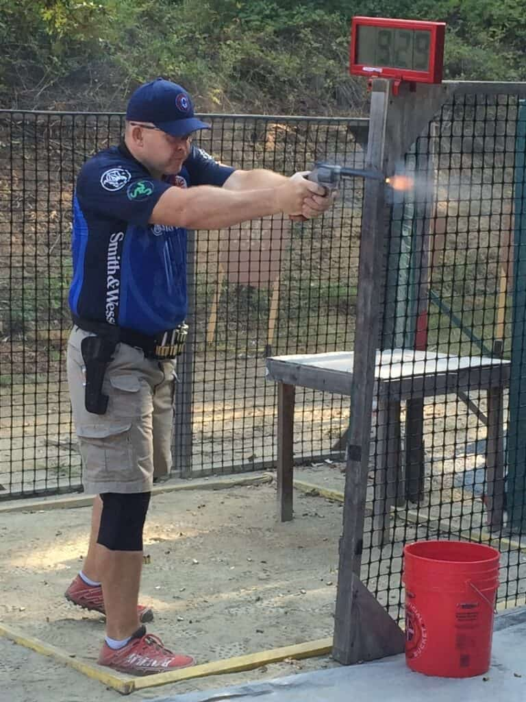 Team Smith & Wesson - David Olhasso