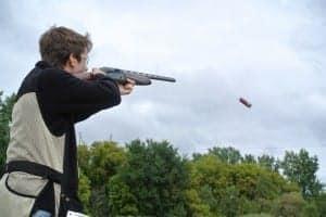 Shotgun MN-2013-East Ridge Trap Team-Single Shot