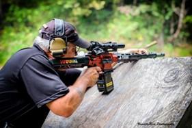 Italian Gun Grease Sponsored Shooter - Mike Sexton