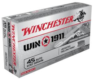 Winchester Win1911 Ammunition