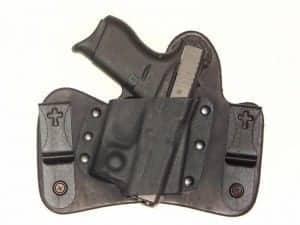 CrossBreed Holsters - Glock 42 with Viridian Reactor Series