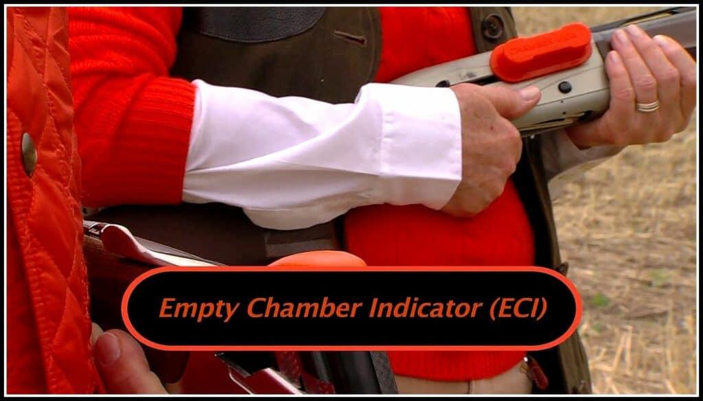 Chamber-View Empty Chamber Indicator
