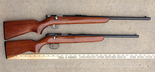 MidwayUSA Short Story 78 - First Rifles for the Kids