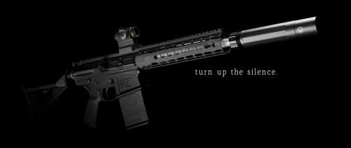 Dead Air Armament - Turn Up the Silence