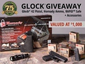 Brownells - Glock 42 Personal Defense Package