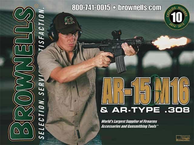 Brownells AR-15 Catalog