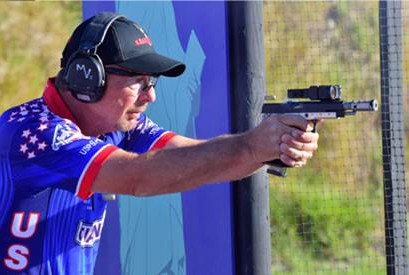 Michael Voigt at 2014 World Shoot XVII