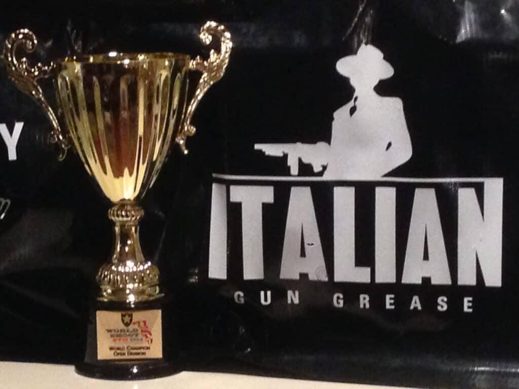 IPSC World Shoot XVII Championship Trophy
