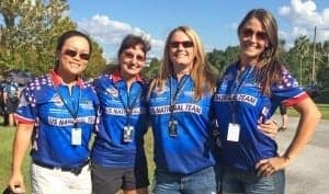 USA Ladies Open Team