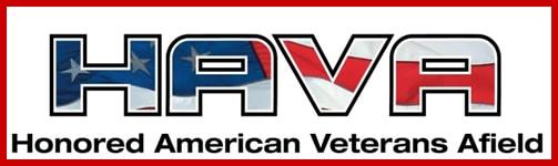 Honored American Veterans Afield - HAVA