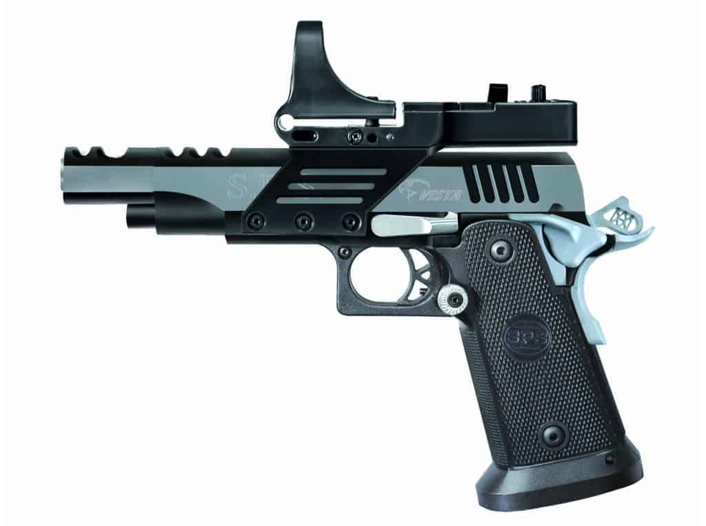 SPS Vista Short Model Pistol