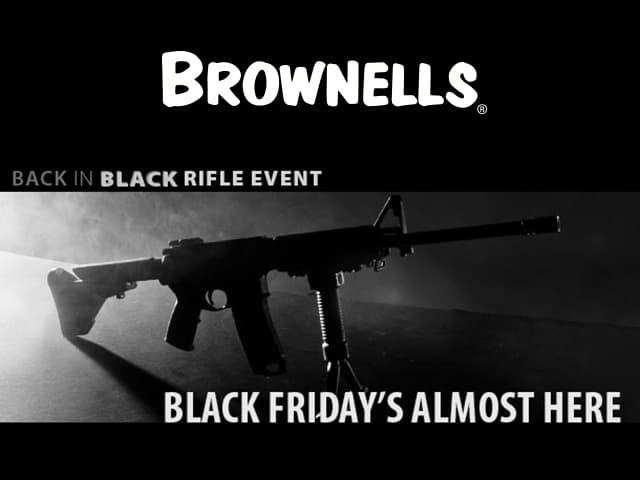 Brownells Black Friday