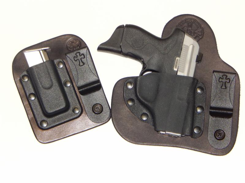 CrossBreed Appendix Carry and Single Magazine Carrier with the Beretta Pico