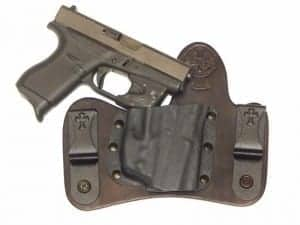 CrossBreed MiniTuck with the Glock 42 with a LaserLyte Laser