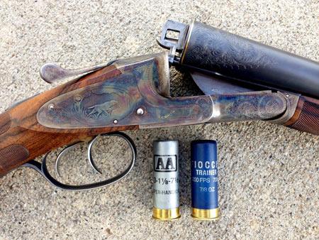Pheasant Gun