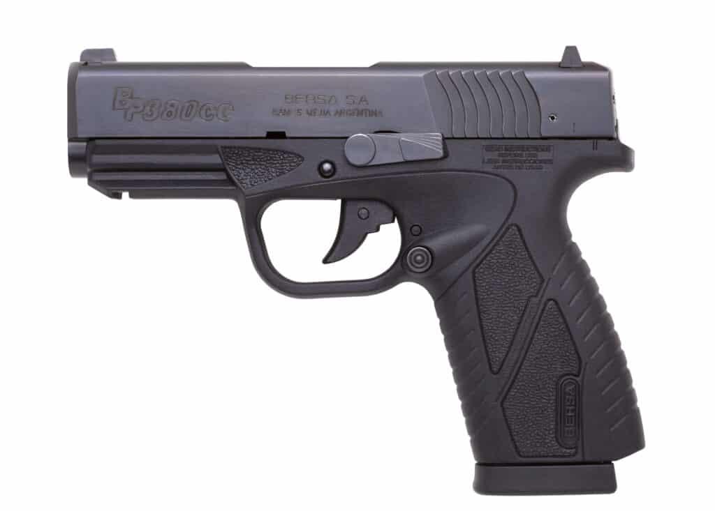 Bersa BP380CC - Concealed Carry