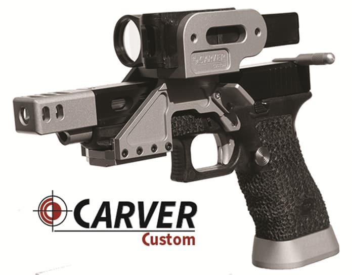 Carver Custom Angle Mount