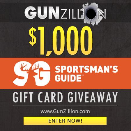 Sportsmans Guide Giveaway