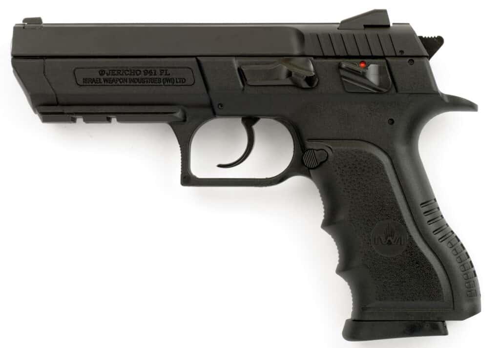 Jericho 941 PL Model Pistol