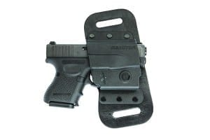 Viridian Green Laser and Holster for Glock 26