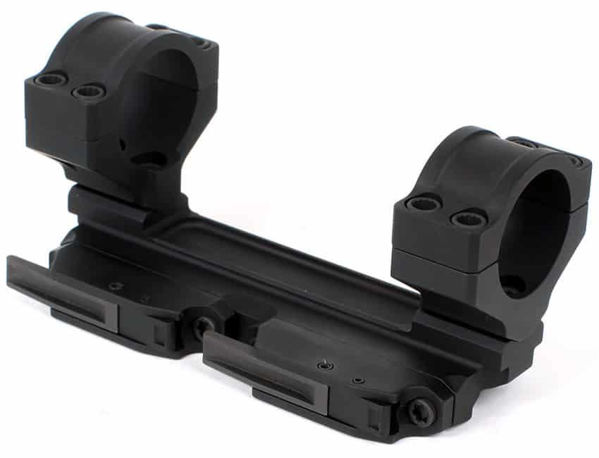BOBRO Dual Lever SCAR Optic Mount