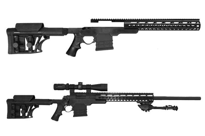 AB Arms MOD X Modular Rifle System