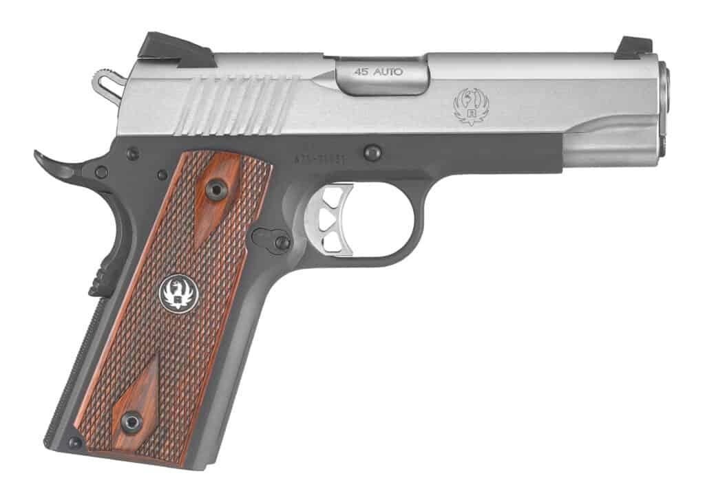 Ruger SR1911 Lightweight Commander Style Pistol