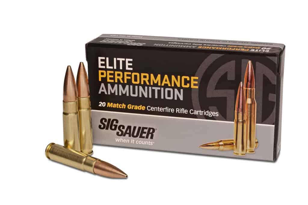 Sig Sauer 300 Blackout Elite Performance Ammunition