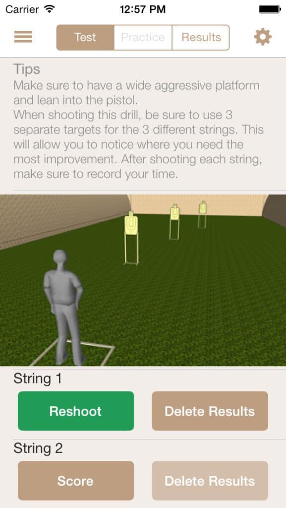 Pro-Shot App