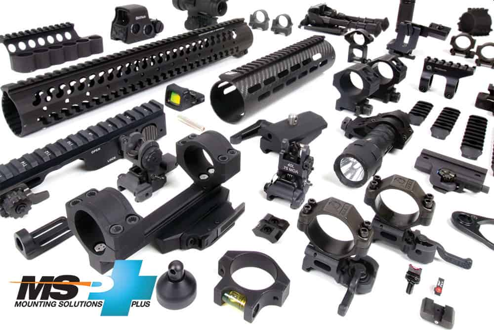 Mounting Solutions Plus - SHOT Show