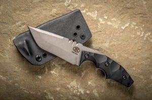 FN Limited Edition Knife by Bawidamann Blades