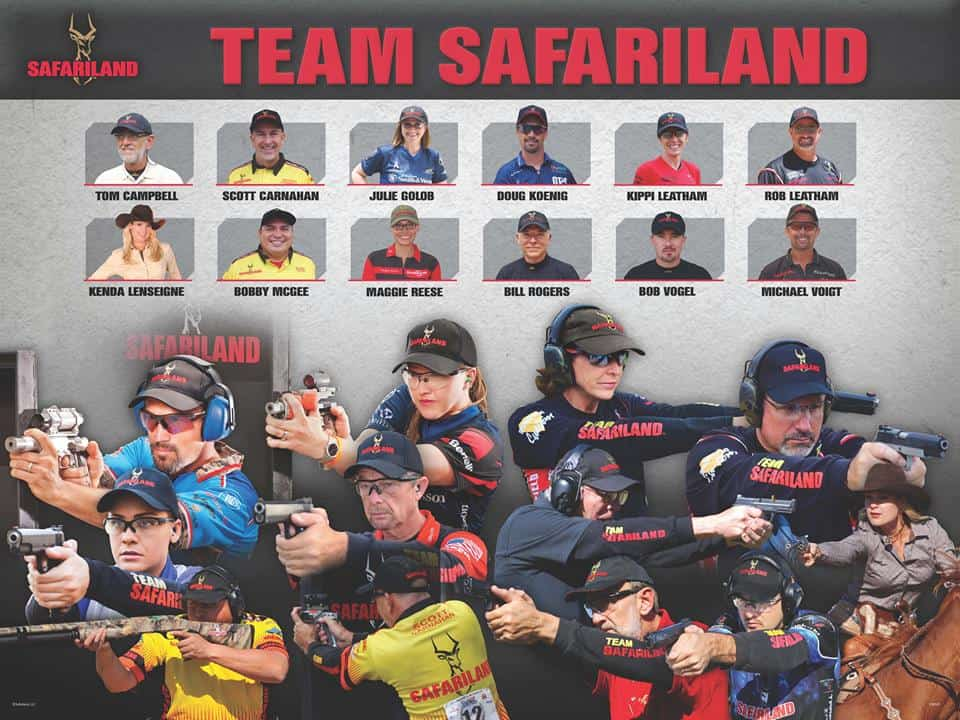 Team Safariland 2015