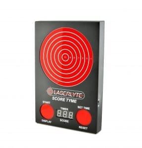 LaserLyte Score Tyme Laser Trainer Target TLB-XL