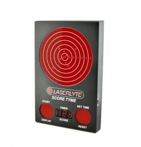 LaserLyte Score Tyme Laser Trainer Target - TLB-XL