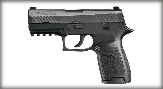 Sig Sauer 9mm P320 Carry