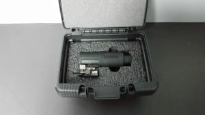Samson 3x Magnifier with Ram Quick Flip Mount