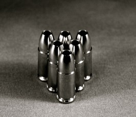 Liberty Ammunition Civil Defense 9mmm Rounds