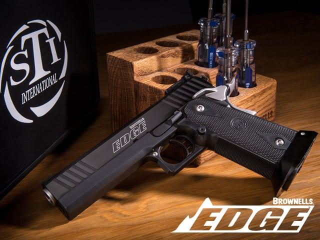 Brownells EDGE Special Edition STI 45 2011