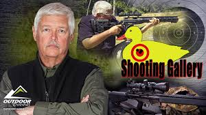 Outdoor Channels Shooting Gallery with Michael Bane