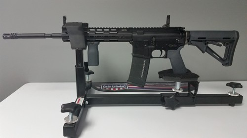 KVD-15 with Magpul Accessories