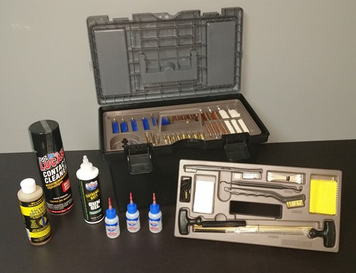 Brownells Extreme Duty Cleaning Kit