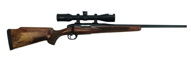 Bergara BPR-16 Classic Rifle with Walnut Stock