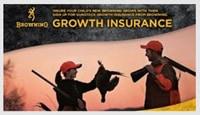 Browning Gunstock Growth Insurance