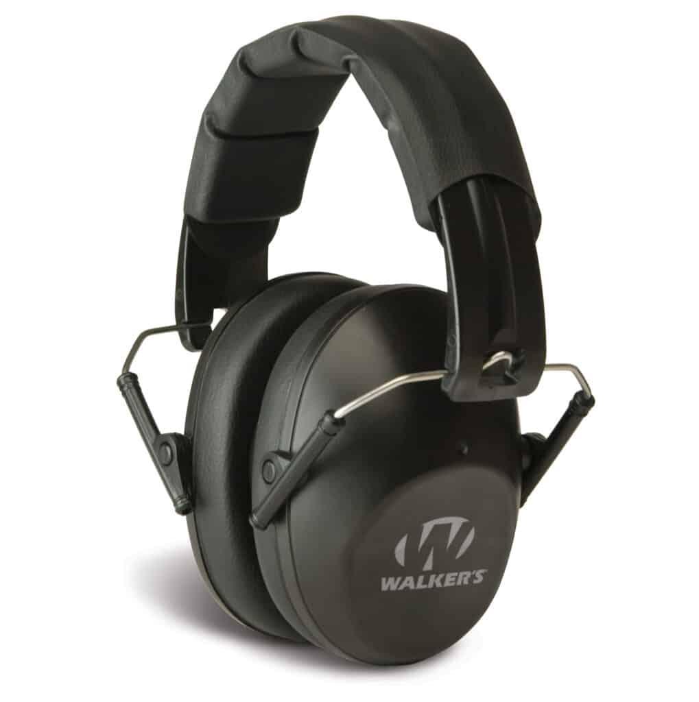 Walkers Game Ear Pro Low Profile Folding Muffs