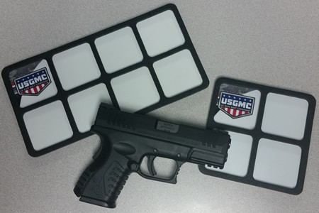 USGMC Magnetic Part Trays